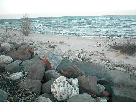 AmericInn Hotel & Suites Sheboygan: The picturesque Lake Michigan