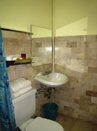 Kalibo, Filipiny: Bathroom