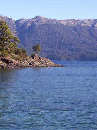 Ribera del Bonito : Bahía Brava