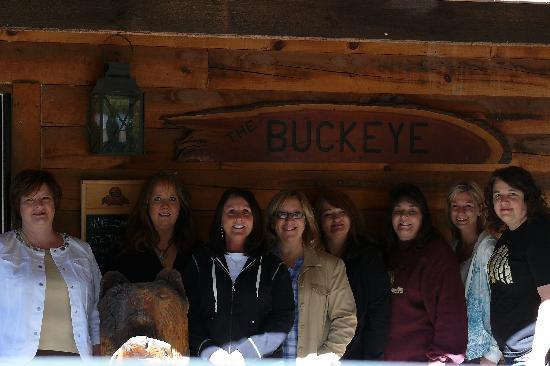 "Buckeye Cabins: ""The Buckeye 8"""