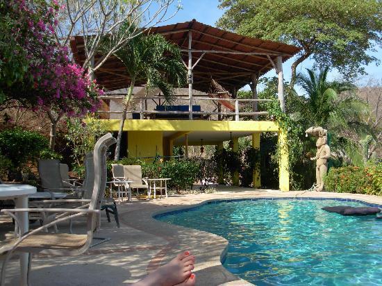 Rancho Armadillo Estate: great pool