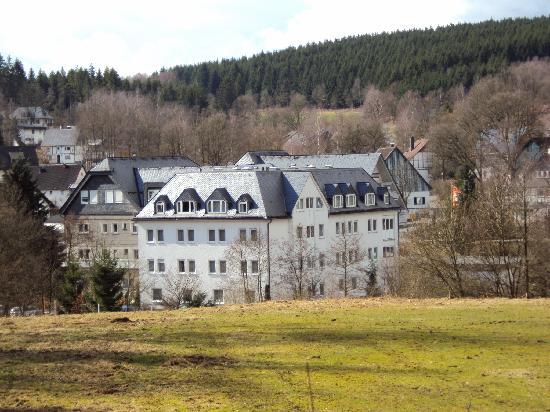 Sporthotel Landhaus Wacker: Wandelen vanaf het hotel