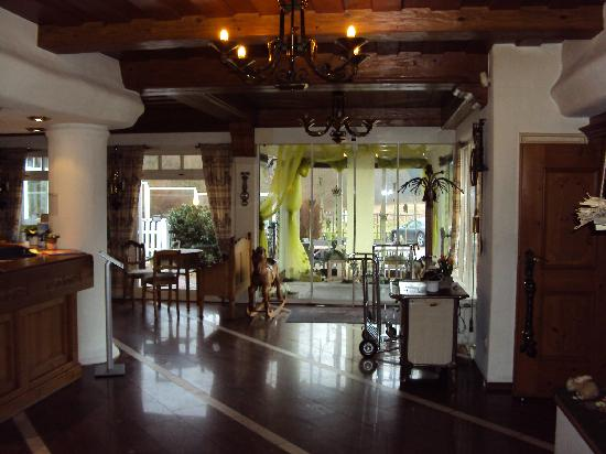 Sporthotel Landhaus Wacker: Gezelligheid troef