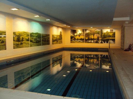 Sporthotel Landhaus Wacker: Heerlijk ontspannen