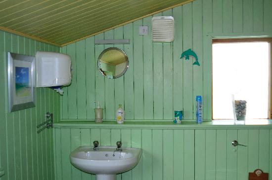 Abersoch, UK: Bathroom