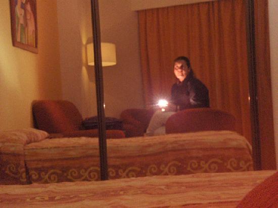 Hotel Las Arenas: m habitacion..