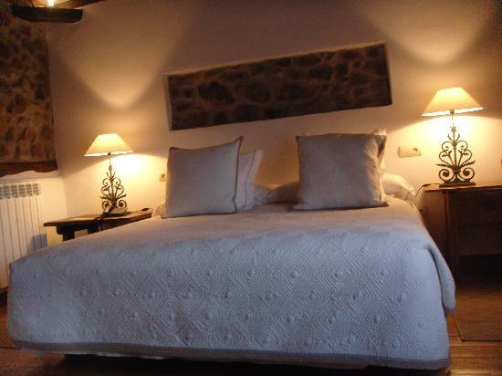 Casona de Quintana : Suite de la Torre. Dormitorio