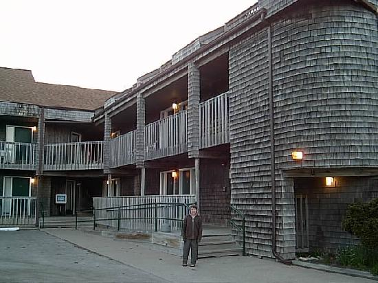 Atlantic Inn Resort: Front of Resort