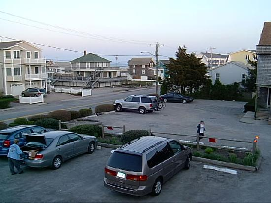 Westerly, RI: Picture from our balcony