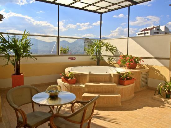 Hotel Florencia Plaza: Solarium