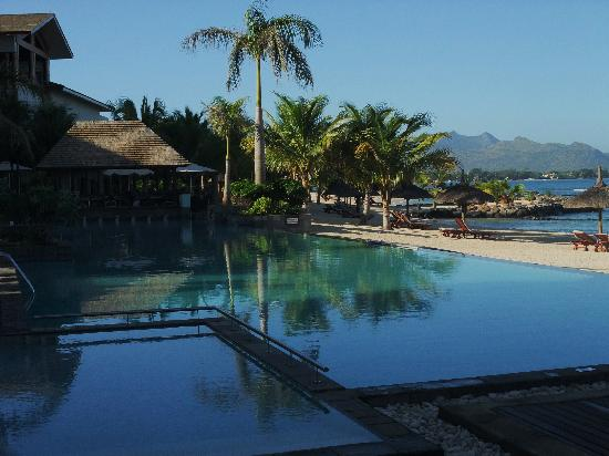 InterContinental Mauritius Resort Balaclava Fort: la piscine