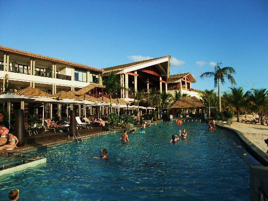 InterContinental Mauritius Resort Balaclava Fort: le bâtiment