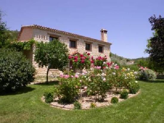 Poyatos, Spania: casa rural cuenca casa de las hazas