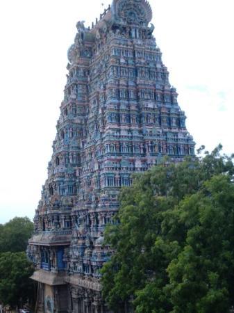 Alappuzha, India: Templo Madurai