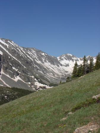 Rocky Mountain National Park-billede