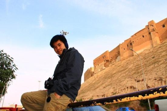 Bilde fra Erbil