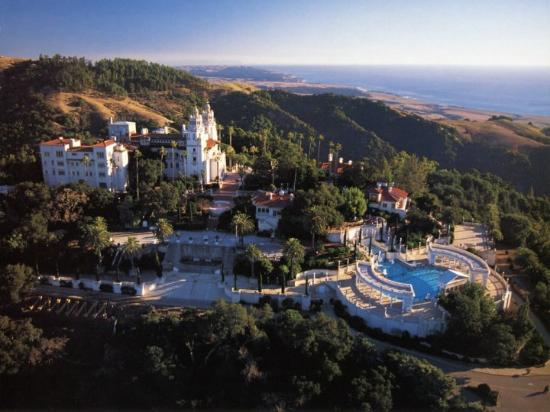 Сан-Симеон, Калифорния: Hearst Castle