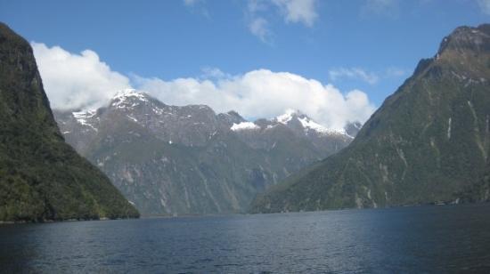 Foto Milford Sound