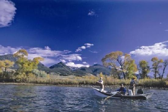 Lone Mountain Ranch: Fly Fishing the Madison