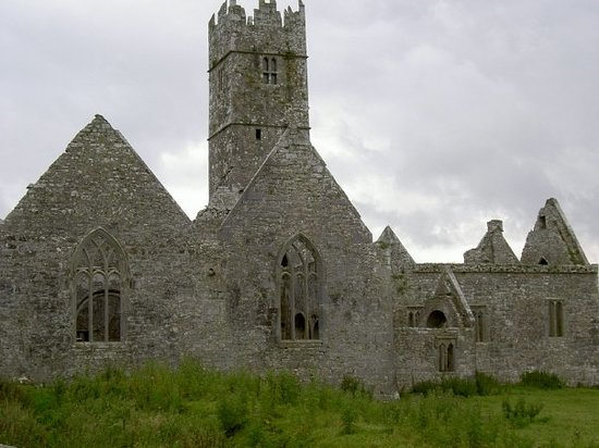 ‪Ross Errily Friary‬