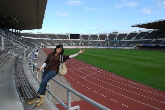 Olympic Stadium (Olympiastadion): Olympic Stadium - Stockholm