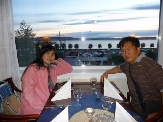 First Hotel Victoria: waiting for dinner at First Victoria Hotel - Hamar City - Norway