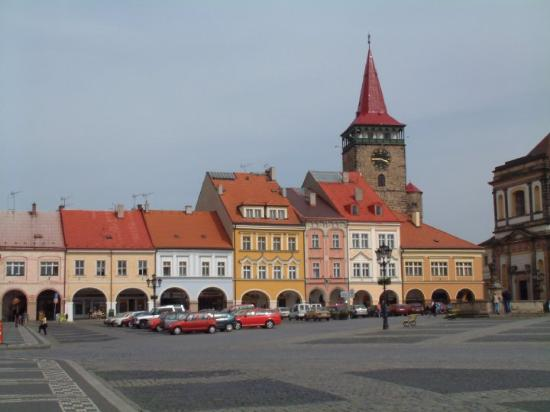 Jicin Czech Republic  city photo : Jicin, Czech Republic Foto di Jicín, Hradec Kralove Region ...