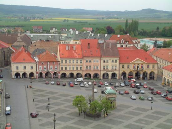 Jicin Czech Republic  city pictures gallery : Jicin, Czech Republic Picture of Jicin, Hradec Kralove Region ...