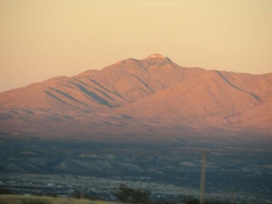 Bilde fra Tucson