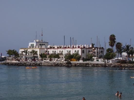 La Venecia de Canarias: La venecia dal lungomare