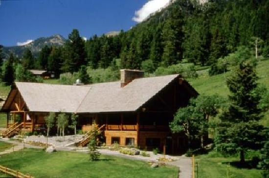 Lone Mountain Ranch Lodge