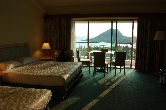 Howard Beach Resort Kenting: inside the room