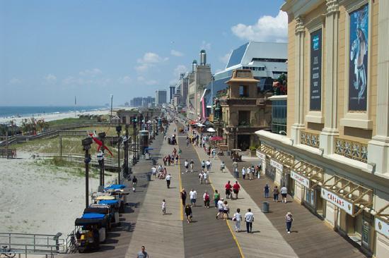 Foto De Atlantic City Costa De New Jersey Visit Atlantic