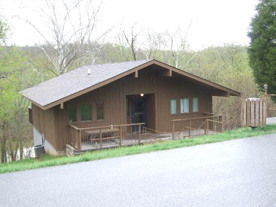Blue Licks Battlefield State Resort : Our cottage at Blue Licks