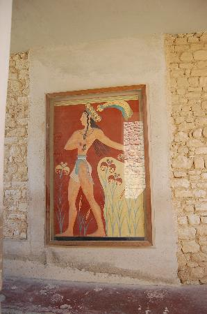 "The Palace of Knossos: ""Prince of the Lilies"""