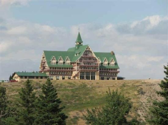 Waterton Lakes National Park, แคนาดา: Prince Of Whales Hotel