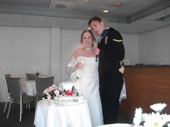 Louis Ledra Beach: The wedding