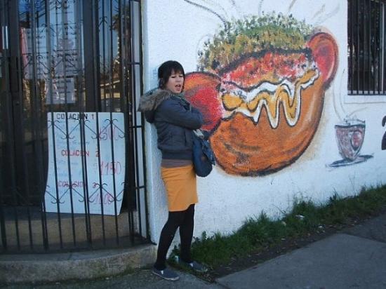 Temuco, Chile: pornography