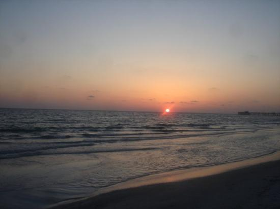 North Redington Beach, FL: puesta de sol 2
