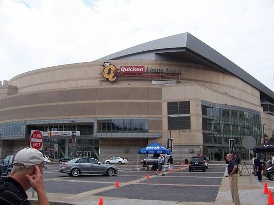 ‪Quicken Loans Arena‬