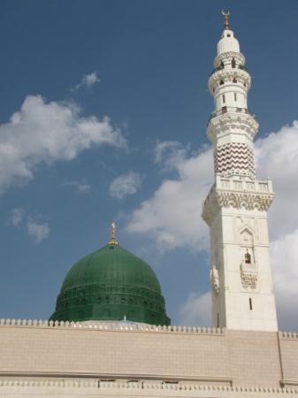 Medina, Saudi-Arabien: نامت بماند تا ابد، ای جان ما روشن ز تو