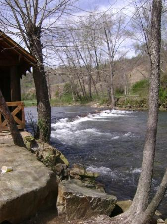 Chattahoochee River: Helen, GA