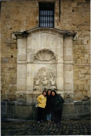 Karol, Annabel y Yo en Narbonne