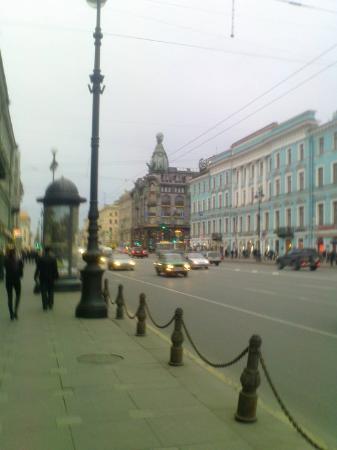 La piazza dell 39 ermitage foto di san pietroburgo russia - San pietroburgo russia luoghi di interesse ...