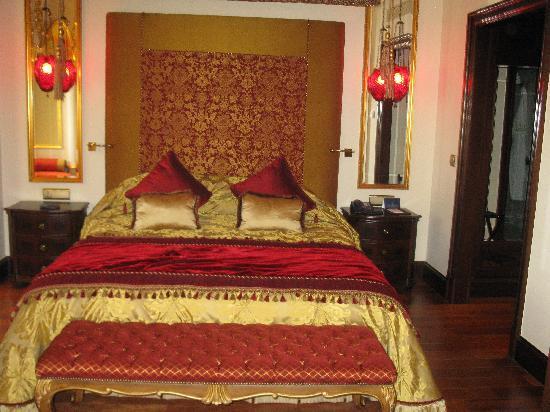 Zimmer im Mardan Palace
