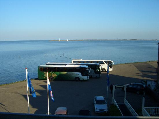 Hotel Spaander: View from balcony