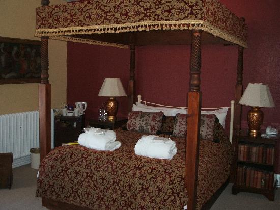 Plas Dinas Country House: Princess Margaret Suite