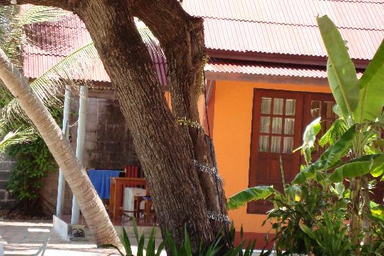 P.S. Villa: Hotelanlage