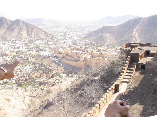 هوتل لاكسمي نيواس: Scenic Jaipur