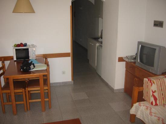 Houm Plaza Son Rigo: Das Appartment